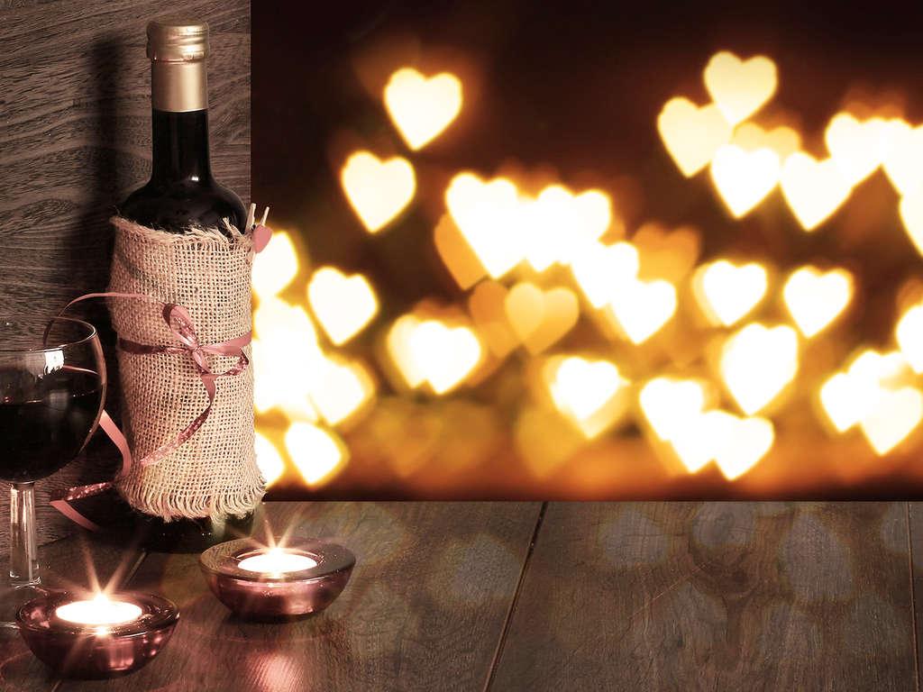 Séjour Indre-et-Loire - Week-end romantique avec dîner et dégustation de vins à Chinon  - 3*