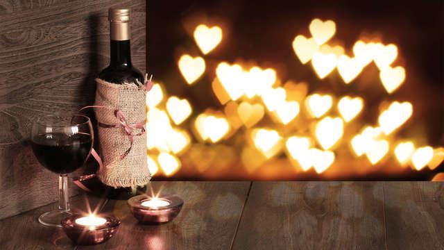 Week-end romantique avec dîner et dégustation de vins à Chinon