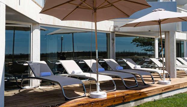 Hotel les bains de Camargue Spa by Thalazur - terrace