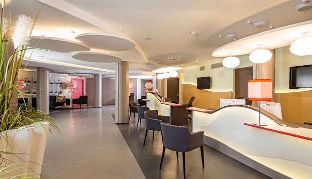 Hotel les bains de Camargue Spa by Thalazur - reception