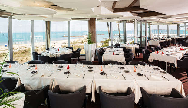 Hotel les bains de Camargue Spa by Thalazur - restaurant
