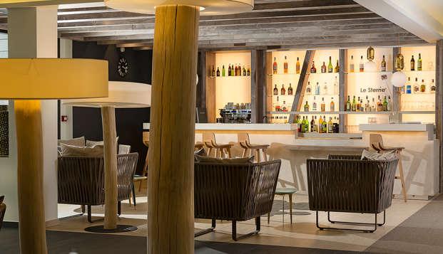 Hotel les bains d Arguin Spa by Thalazur - bar