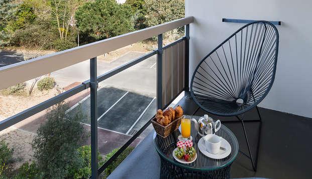 Hotel les bains d Arguin Spa by Thalazur - balcony