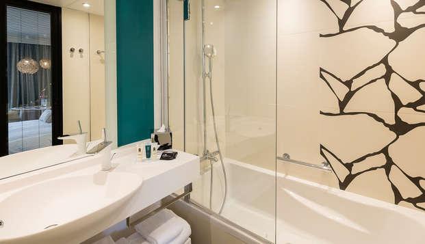 Hotel les bains d Arguin Spa by Thalazur - bathroom