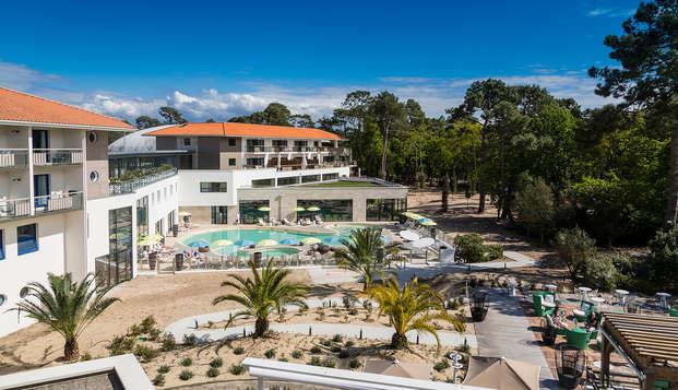 Hotel les bains d Arguin Spa by Thalazur - front