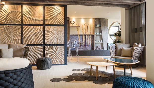 Hotel les bains d Arguin Spa by Thalazur - lobby