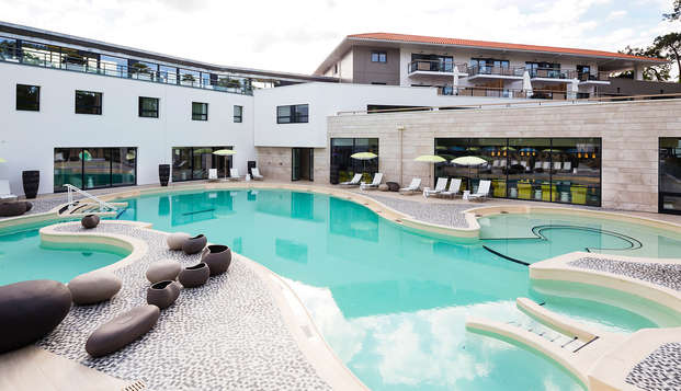 Hotel les bains d Arguin Spa by Thalazur - pool