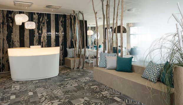 Hotel les bains d Arguin Spa by Thalazur - reception