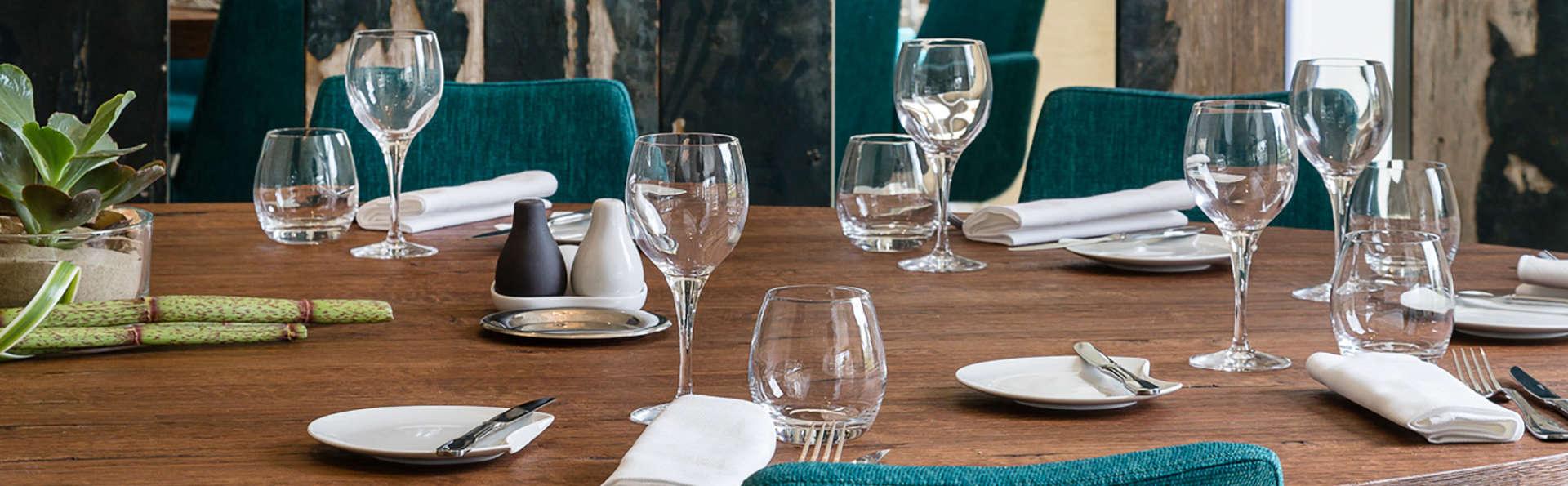 Week-end avec dîner et thalasso en bord de mer, à Arcachon