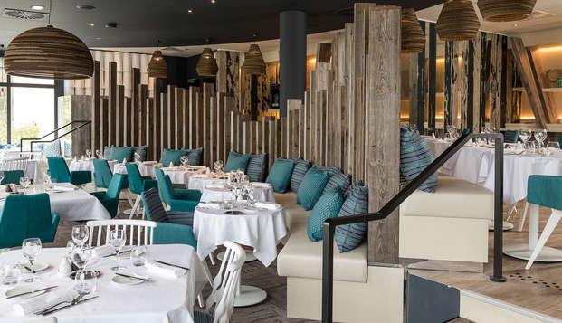 Hotel les bains d Arguin Spa by Thalazur - restaurante