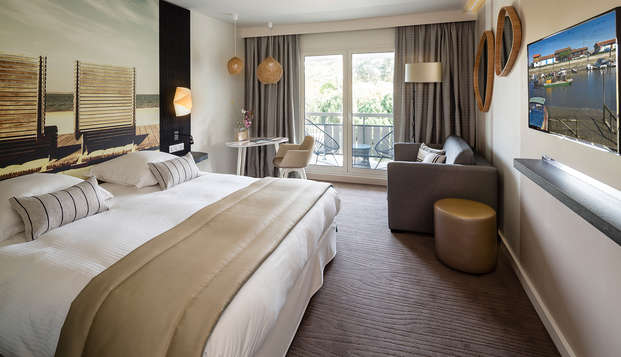 Hotel les bains d Arguin Spa by Thalazur - room
