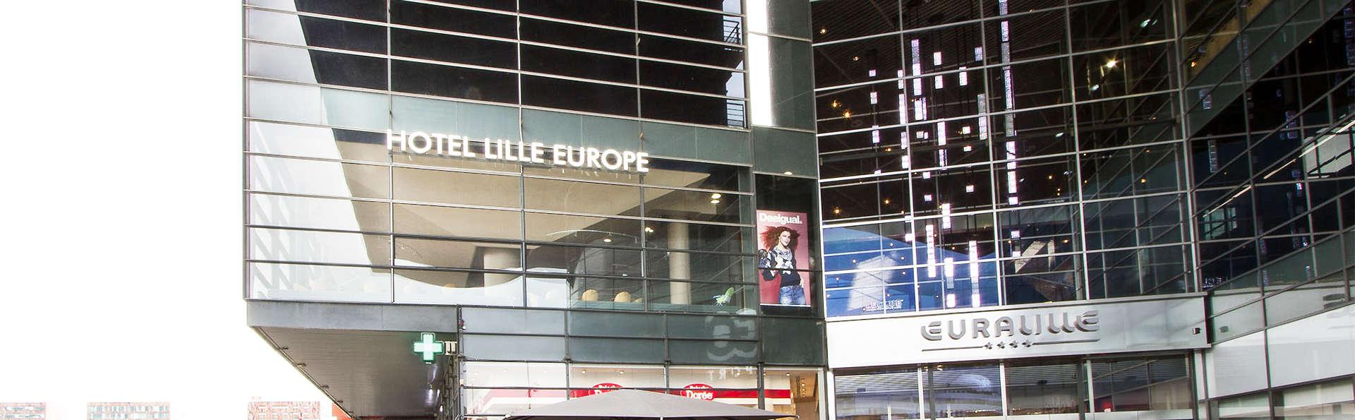 Hôtel Lille Europe / Euralille - EDIT_facade.jpg