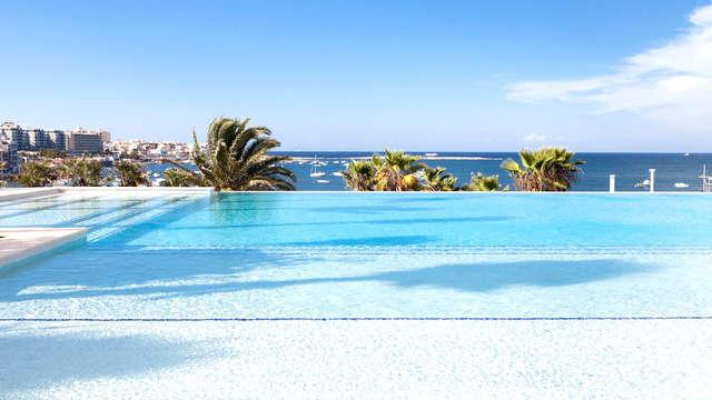 Evasión de lujo en Malta