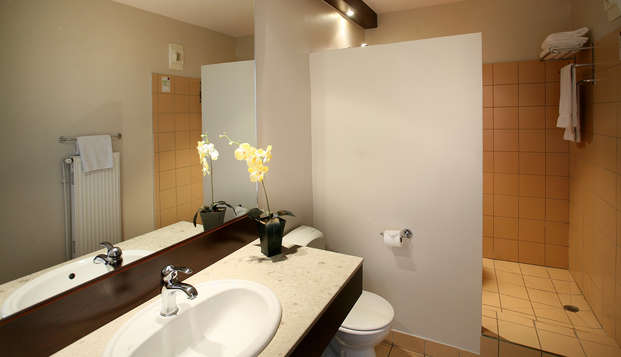 Hotel Roosevelt - bath