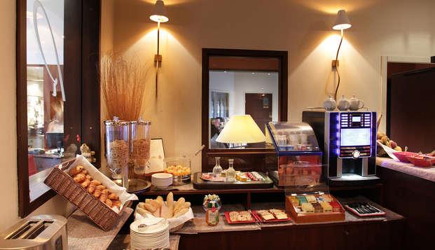 Hotel Roosevelt - buffet