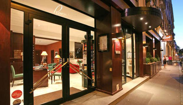 Hotel Roosevelt - entry