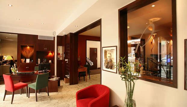 Hotel Roosevelt - reception