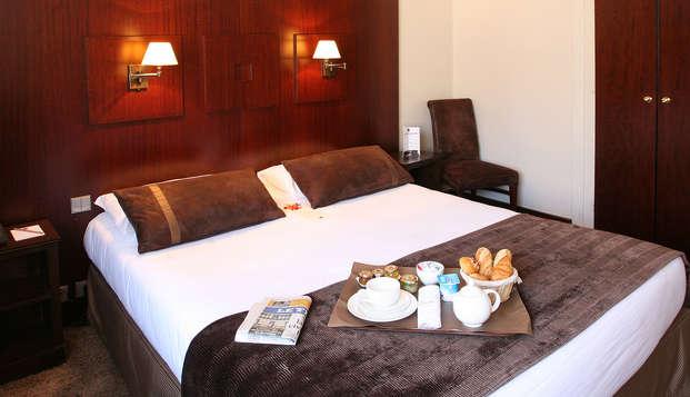 Hotel Roosevelt - roomservice
