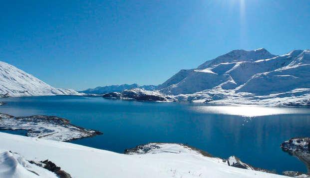 Week-end à la montagne, au cœur du parc national de la Vanoise, à Val Cenis