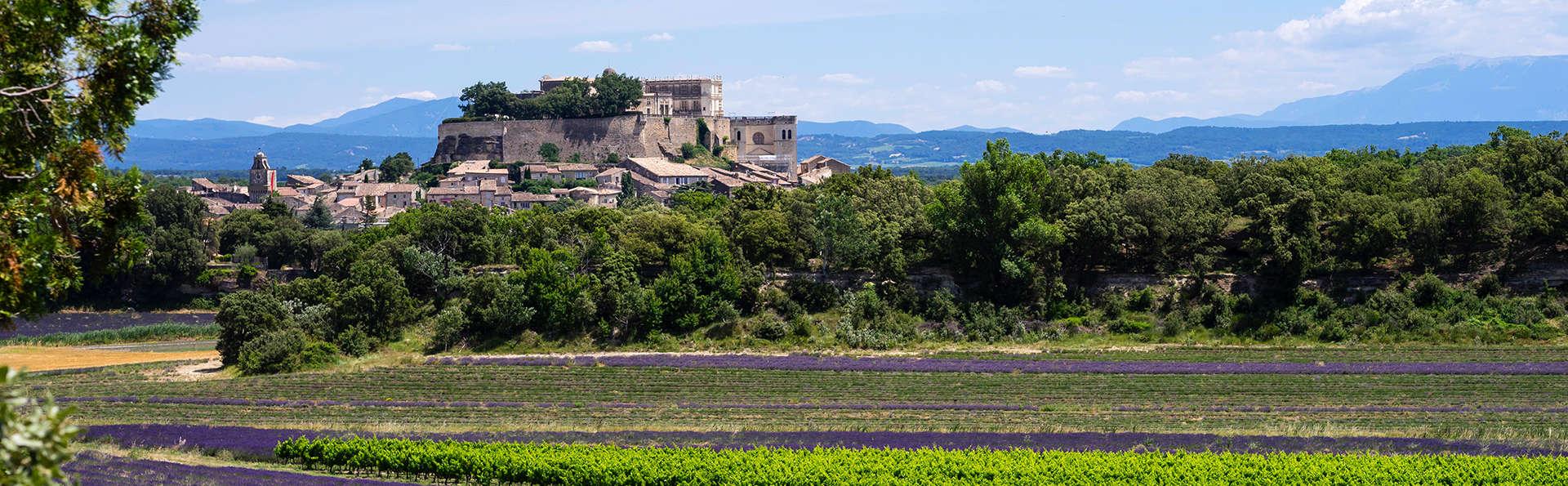 Escapade de charme au cœur de la Drôme
