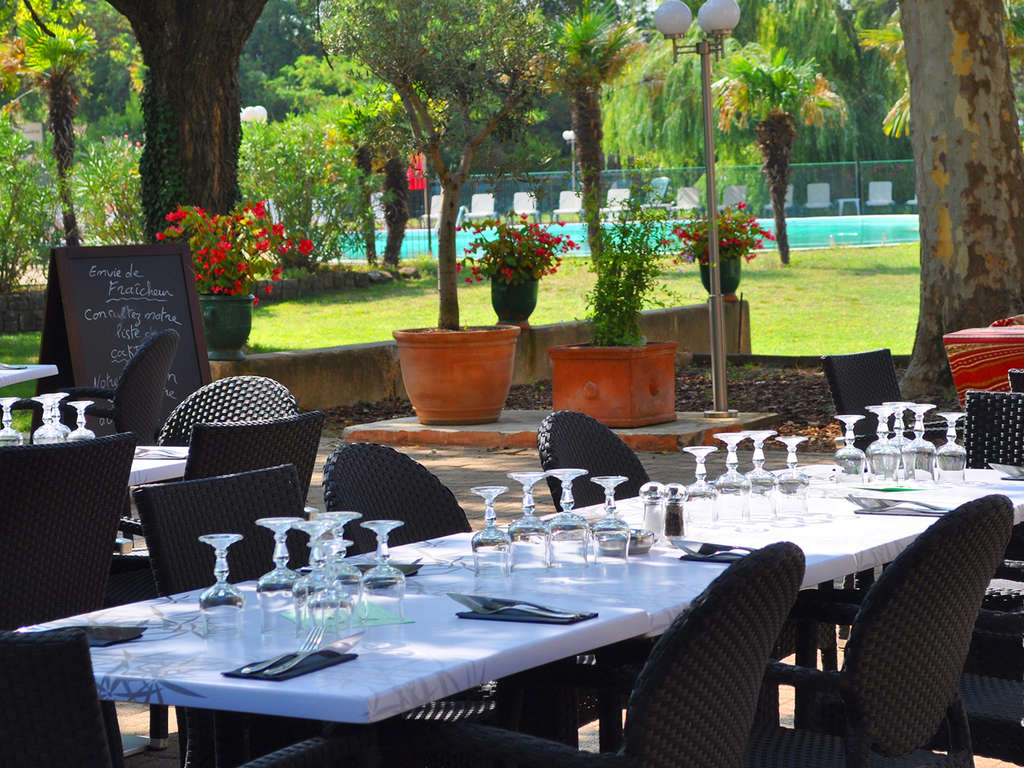 Pause détente et gourmande près de Montélimar 3* - 1