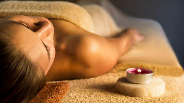 Escapade avec massage avec accès privatif au spa, aux portes de la Provence, près de Montélimar