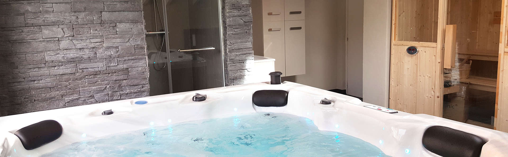Escapade détente avec accès privatif au spa, aux portes de la Provence!