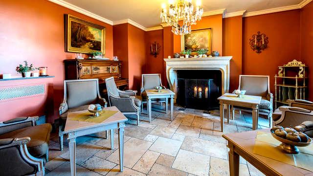 Parfaite échappée de luxe dans un château près de Clervaux