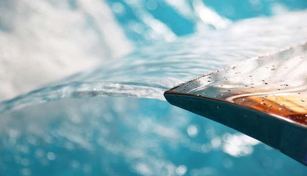 Relájate en Murcia con sesión de spa incluida