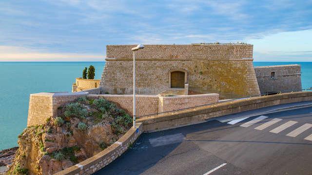 Week-end de charme avec chambre face à la mer à Sète
