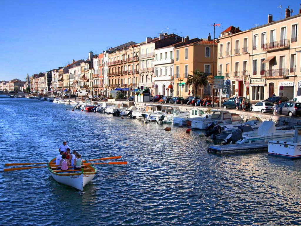 Séjour Hérault - Week-end en bord de mer à Sète  - 3*