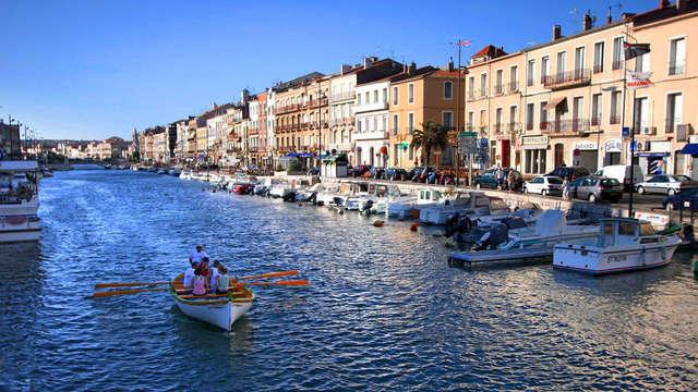 Escápate a orillas del mar en Sète