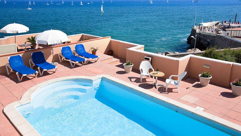 The Originals Boutique, Hôtel Port Marine, Sète (Inter-Hotel) - EDIT_Pool1.jpg