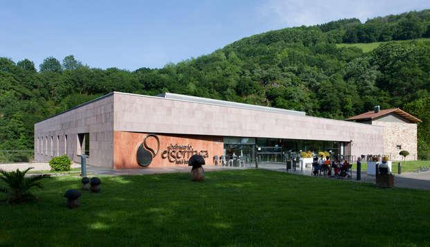 Escapada con cena y circuito termal en la Suiza Española en Navarra (desde 2 noches)