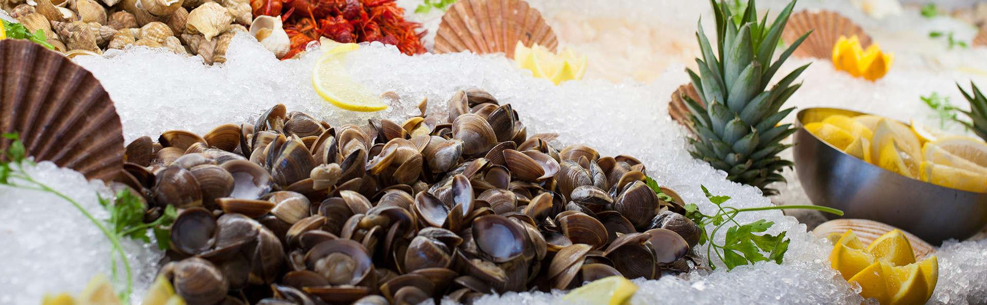 Découvrez Navarre: live-cooking, visite d'un domaine viticole, dégustation de vins et sauna (2nuits)