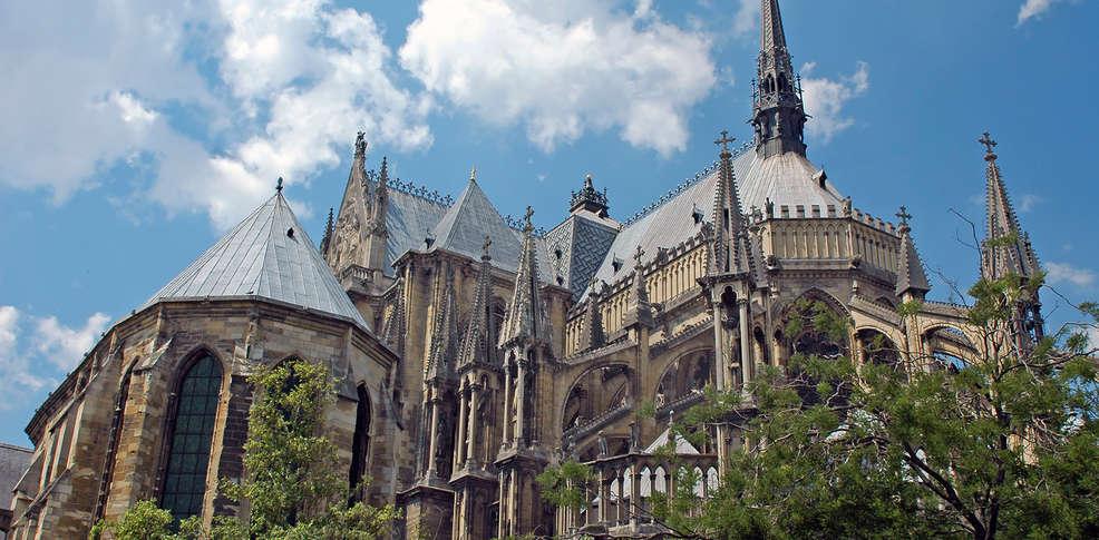 Grand H 244 Tel Des Templiers 4 Reims France