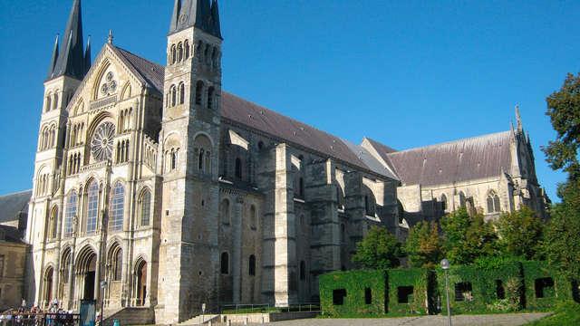 Escapade citadine en plein coeur de Reims