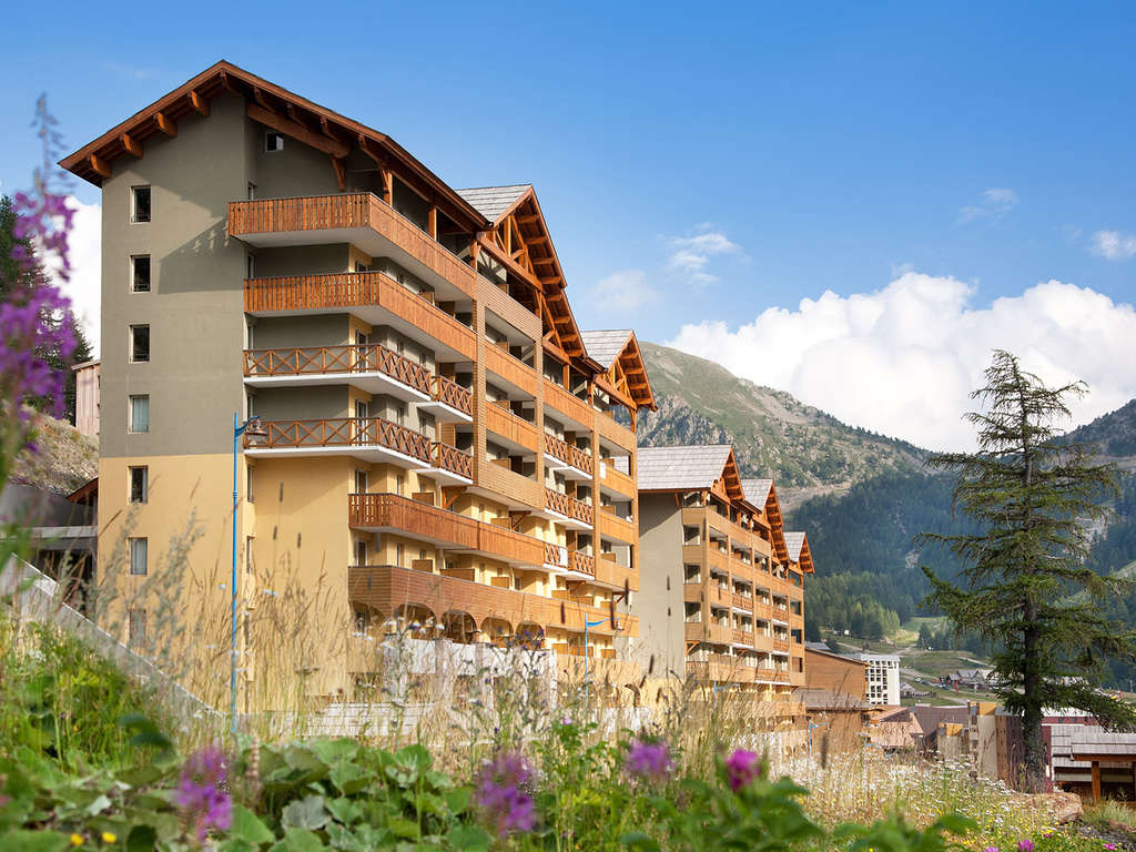 Séjour Ski Alpes - Week-end détente en famille à Isola 2000 (6 personnes maximum)  - 3*