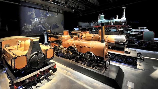 Escapada a toda velocidad con entradas para el museo Train World