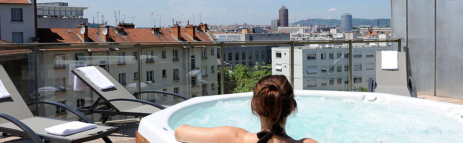 Escapada relax al corazón de la ciudad de Lyon