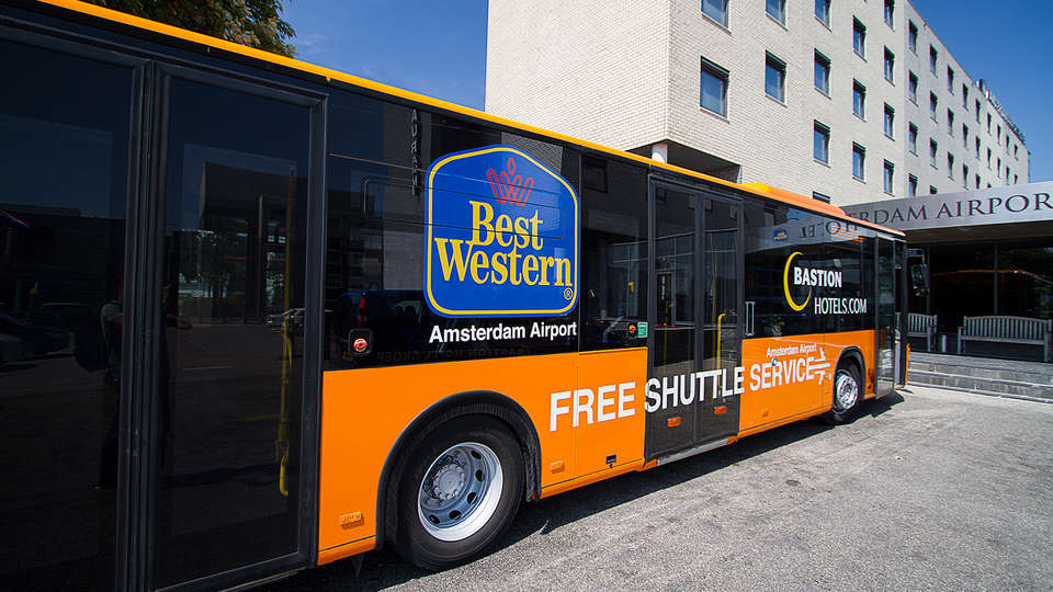Best Western Plus Amsterdam Airport Hotel - Edit_bus2.jpg