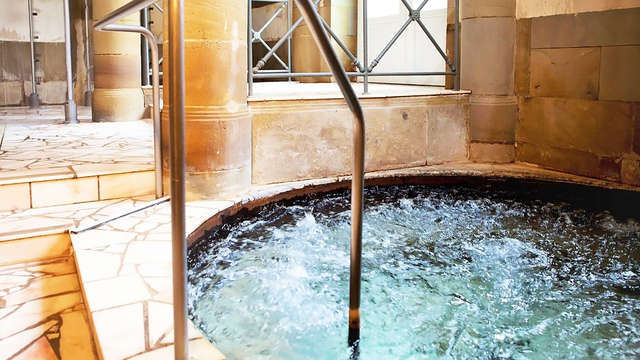 Escapade détente à Plombières les Bains avec entrée au spa Calodae