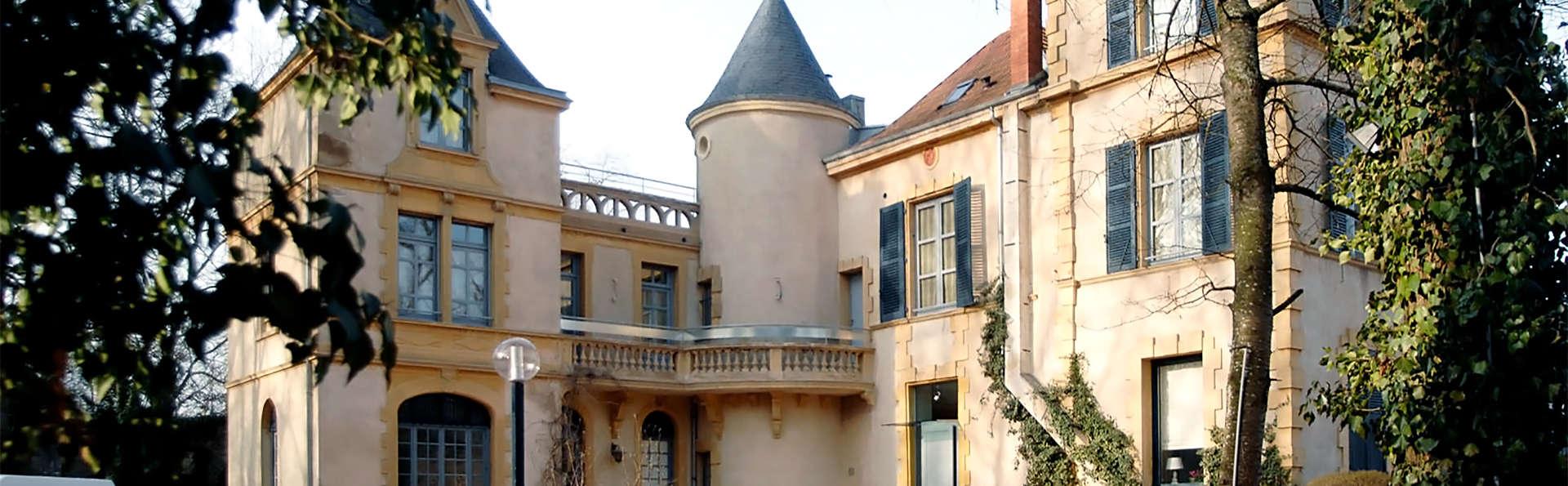 Week-end détente & spa dans un château du Roannais