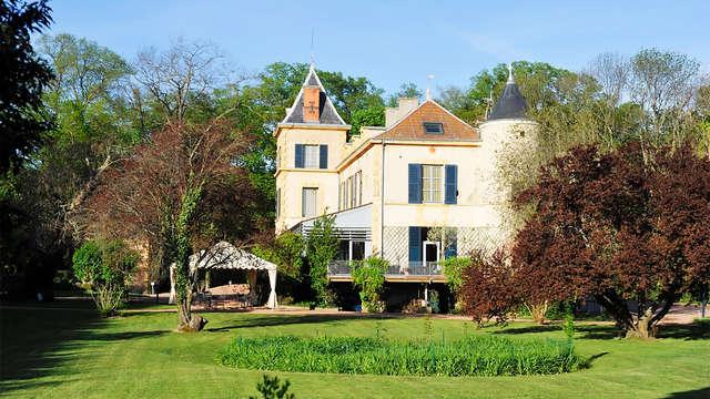 Le Chateau de Champlong