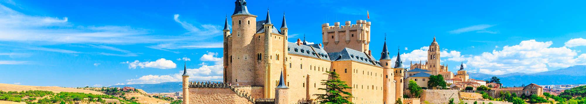 Escapadas fin de semana Castillos en Aragón