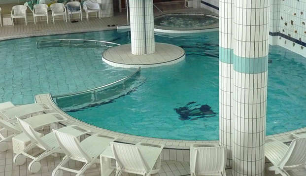 Relax con balneoterapia en Mont-Louis