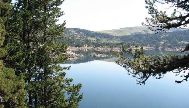Estancia en el corazón de los Pirineos Catalanes, con acceso a balneario (desde 2 noches)