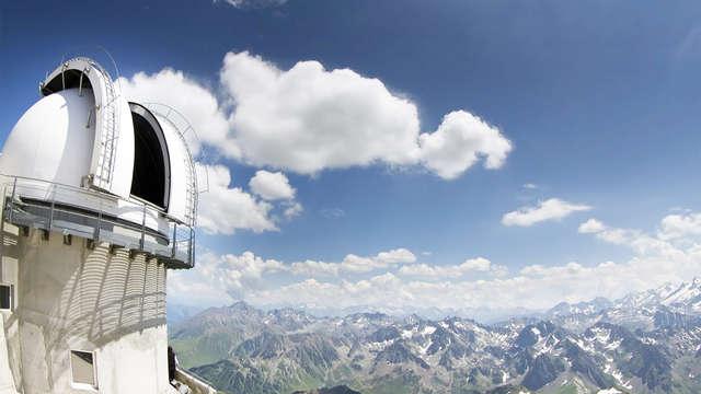 Week-end à Tarbes avec découverte du Pic du Midi