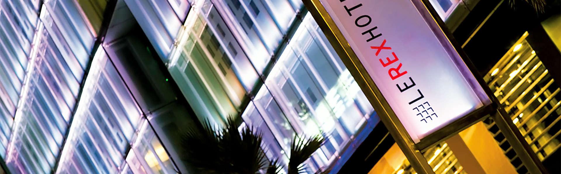 Séjour gourmand dans un hôtel design à Tarbes
