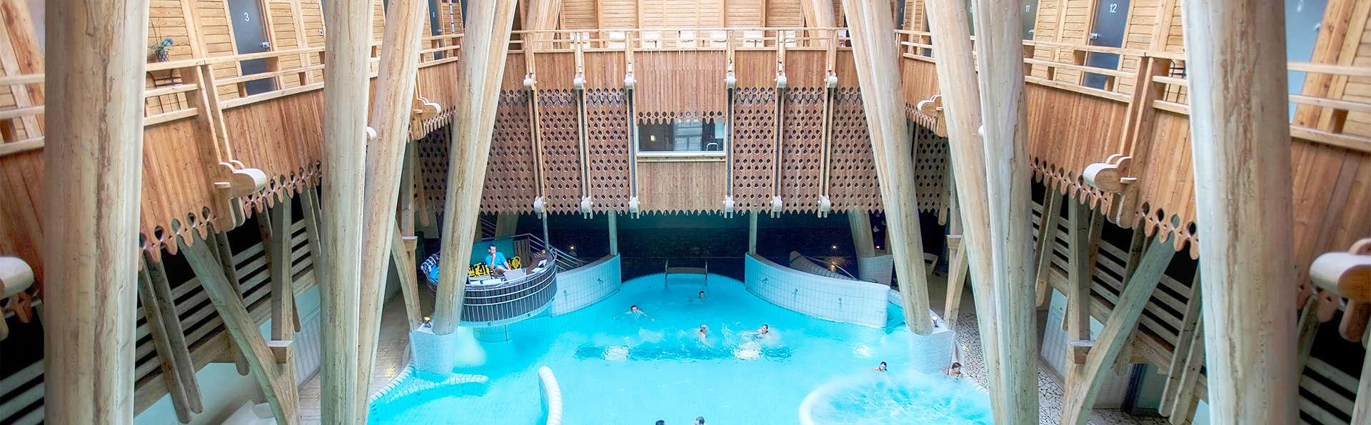Séjour détente avec spa dans un hôtel design à Tarbes